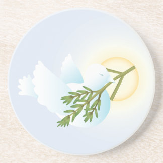 Peace Dove Coasters