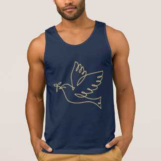 Peace Dove Icon Tank