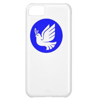 Peace Dove iPhone 5C Case