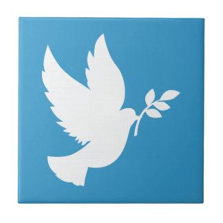 Peace Dove Tile