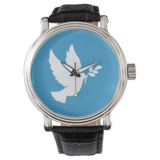 Peace Dove Watch