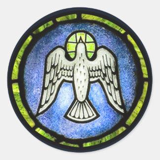 Peace Dove WIndow Sticker