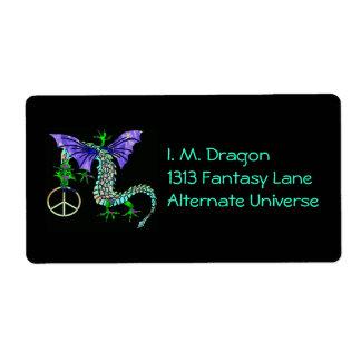 Peace Dragon