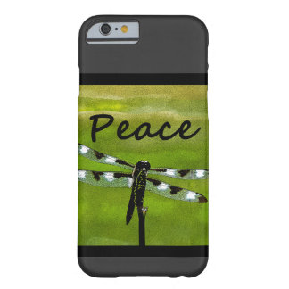Peace Dragonfly Barely There iPhone 6 Case