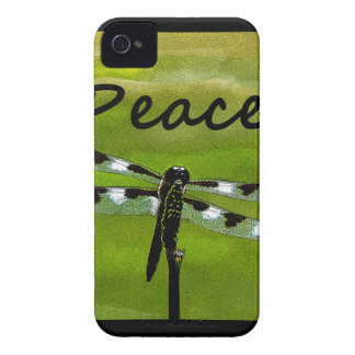 Peace Dragonfly Case-Mate iPhone 4 Cases