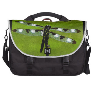 Peace Dragonfly Laptop Computer Bag