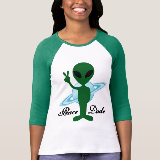 Peace Dude T-Shirt
