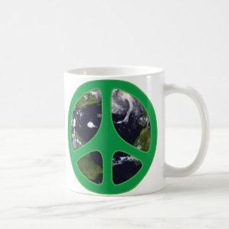 Peace Earth Coffee Mug