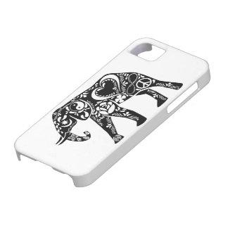 Peace Elephant iPhone 5 Case