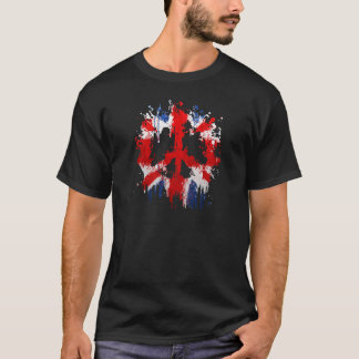 peace england T-Shirt