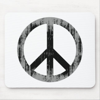PEACE Faded.png Mouse Pad
