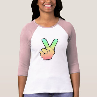 Peace Fingers T-Shirt