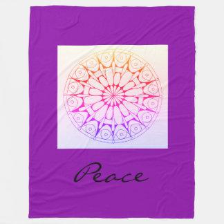 Peace Fleece (Blanket)