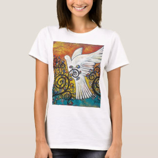 Peace Flew In T-Shirt