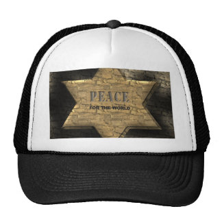 Peace for the World Hats