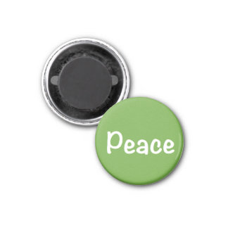 Peace (Fruits of the Holy Spirit) 3 Cm Round Magnet