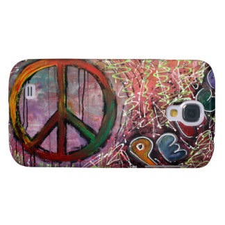 Peace Galaxy S4 Case
