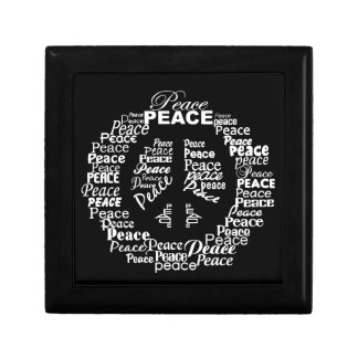 Peace gift box