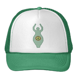 Peace Goddess Hat