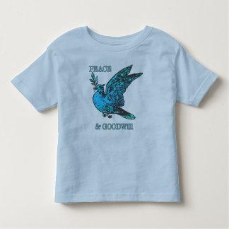 Peace & Goodwill kids t-shirt