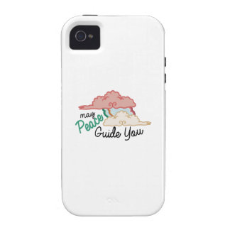 Peace Guide You Case-Mate iPhone 4 Cases