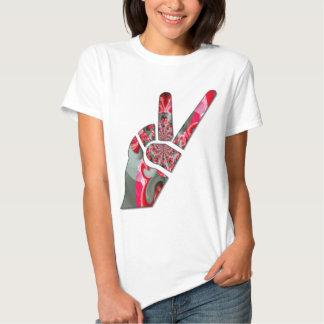 Peace Hakuna Matata love all to save all amazing p T-shirts
