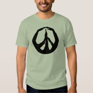 Peace Hands T Shirts