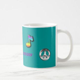 PEACE - HARMONY Mug