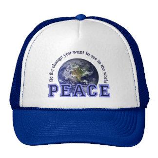 Peace hat