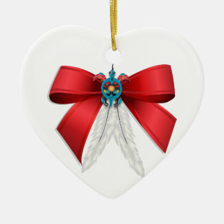 Peace Here on Earth, Ojibwe Christmas Ornament