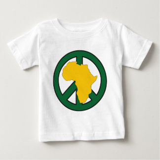 Peace in Africa Baby T-Shirt