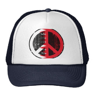 Peace In Bahrain Cap