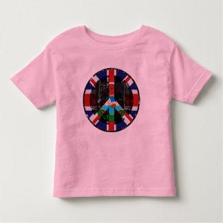 Peace In Bermuda Toddler T-Shirt