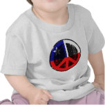 Peace In Chile Tees