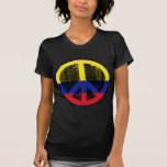 Peace In Colombia T Shirt