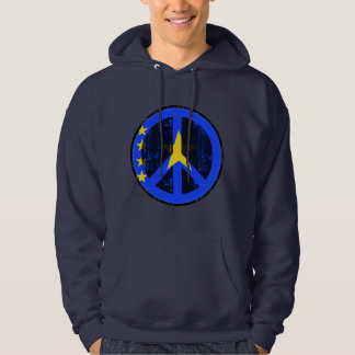 Peace In Congo Kinshasa Hooded Pullover