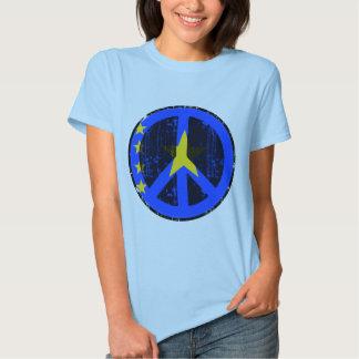 Peace In Congo Kinshasa Tshirts