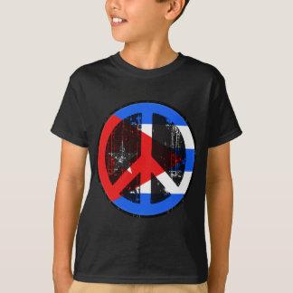Peace In Cuba T-Shirt