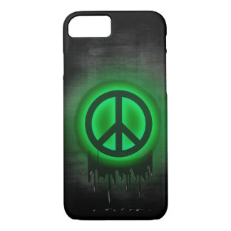 peace in darkness iPhone 8/7 case