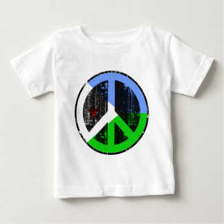 Peace In Djibouti Baby T-Shirt