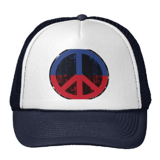 Peace In Haiti Cap