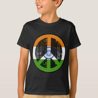 Peace In India T-Shirt