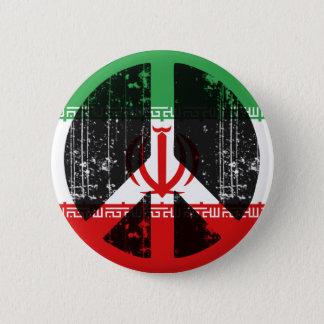 Peace In Iran 6 Cm Round Badge
