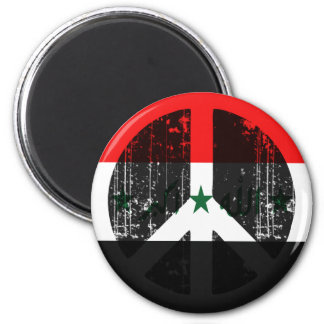 Peace In Iraq Magnet