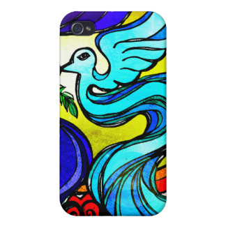 Peace In Mind iPhone 4/4S Hard Shell Speck Case iPhone 4/4S Cases