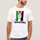 Peace in Palestine (2 sided) T-Shirt