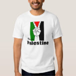 Peace in Palestine (2 sided) Tee Shirts
