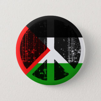 Peace In Palestine 6 Cm Round Badge
