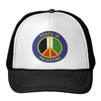 Peace in Palestine Hat