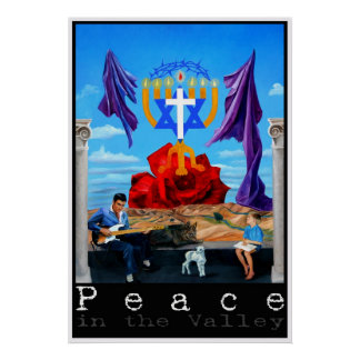 Peace in the Valley Print
